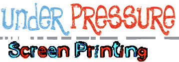 Austin Texas Screen Printing - Under Pressure Screen Printing